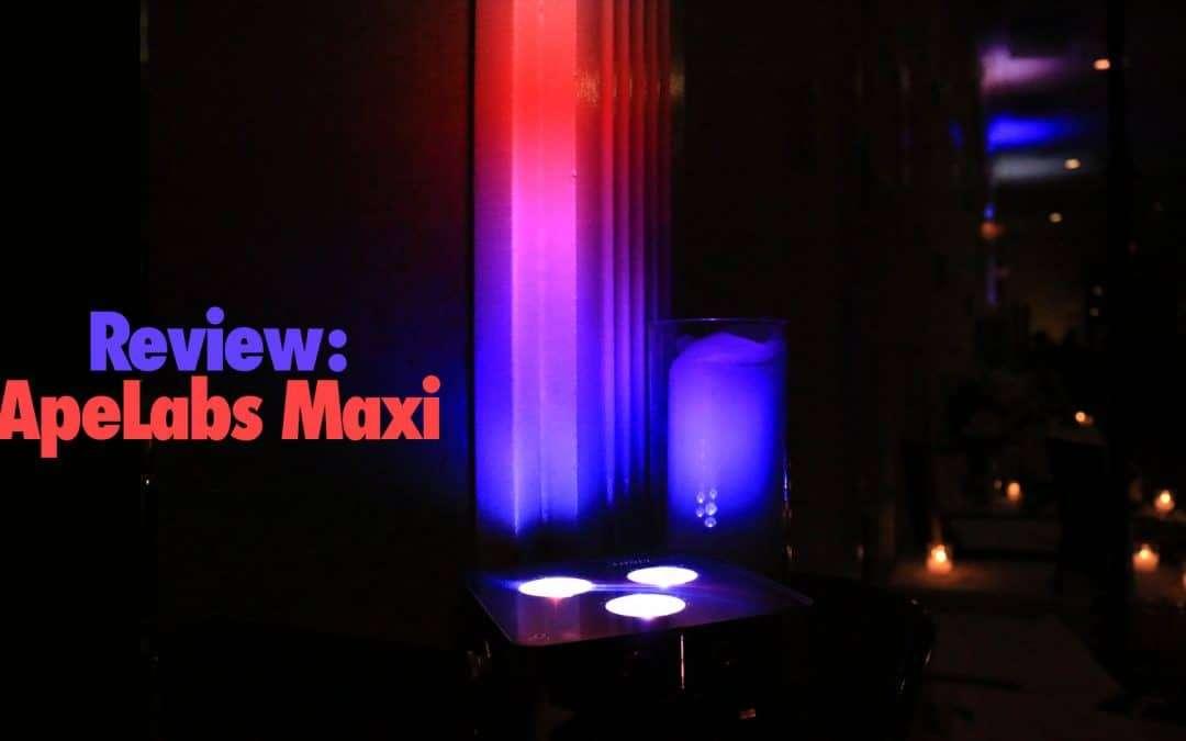 The Ape Labs Ape Light Maxi Review