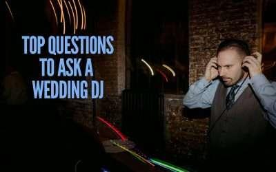 Top Questions You Should Ask A Wedding DJ