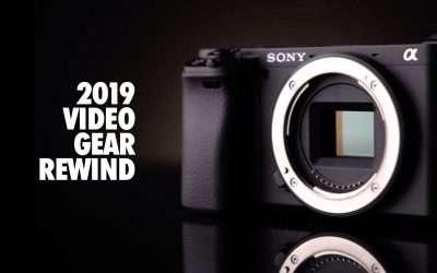 Paris Creative Video Gear Rewind 2019