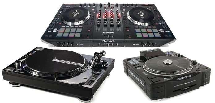 "The ""Vinyl Shootout"" For Mobile DJs"