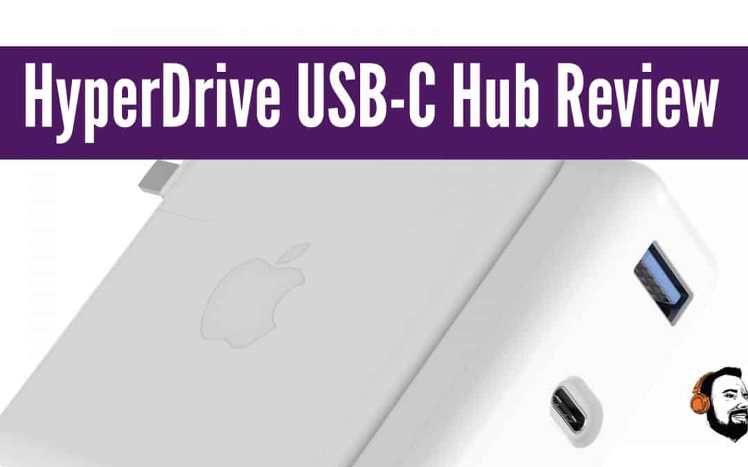 HyperDrive 87W Hub Review