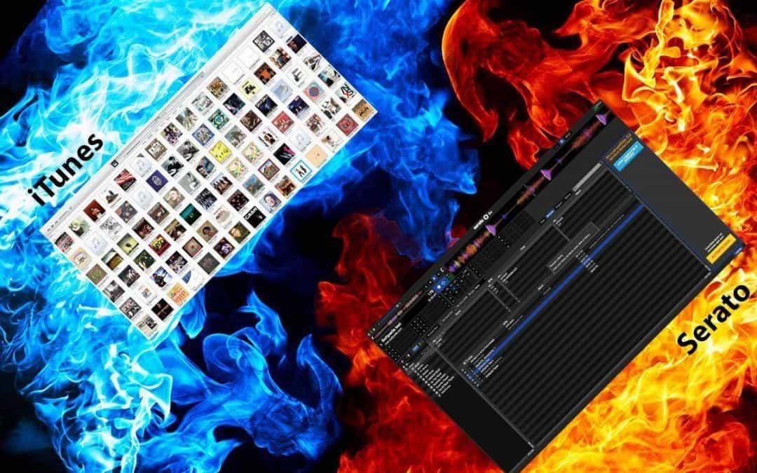 iTunes vs Serato For DJ Music Management