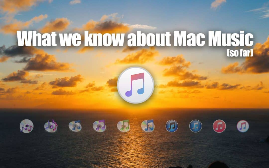 DJs, what we know about Mac Music (so far)