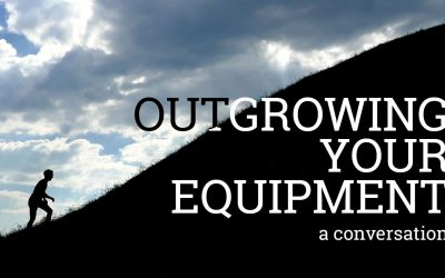 Outgrowing Your DJ Equipment – A Conversation