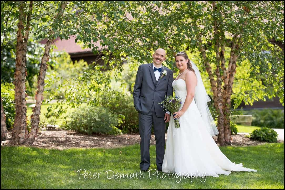 Katelyn & Tyler. Photo by Peter Demuth Photography.