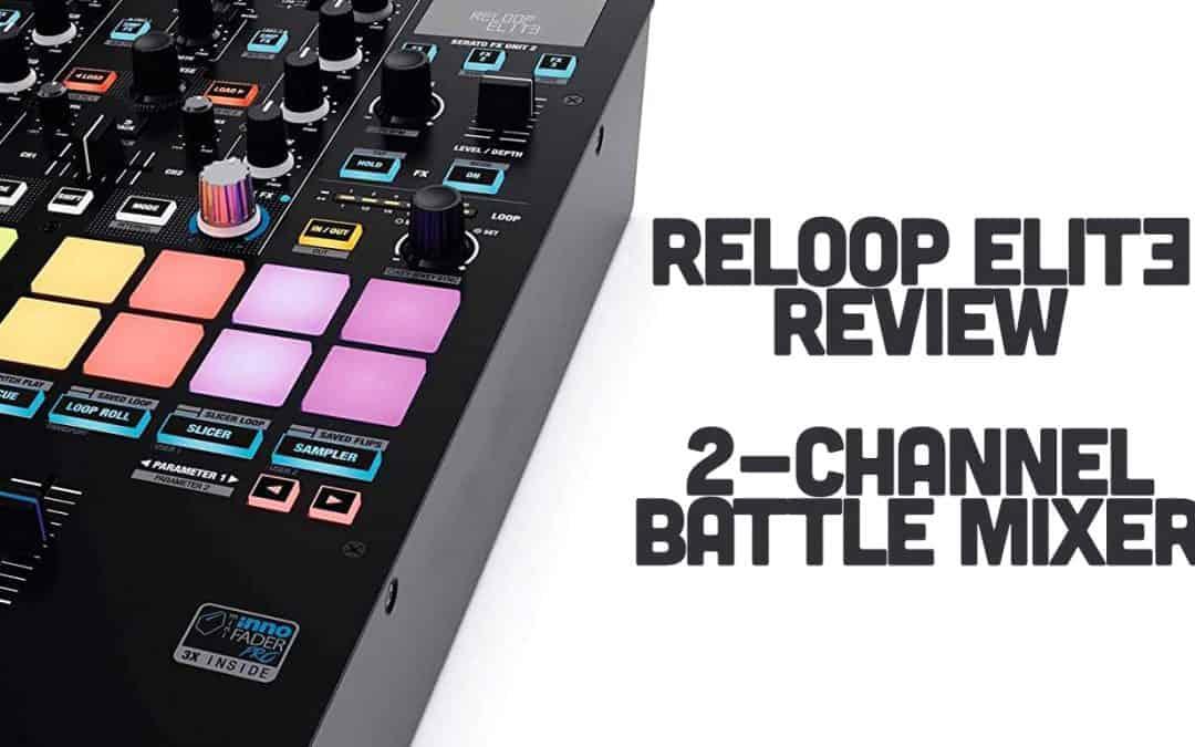 The Reloop Elite Review