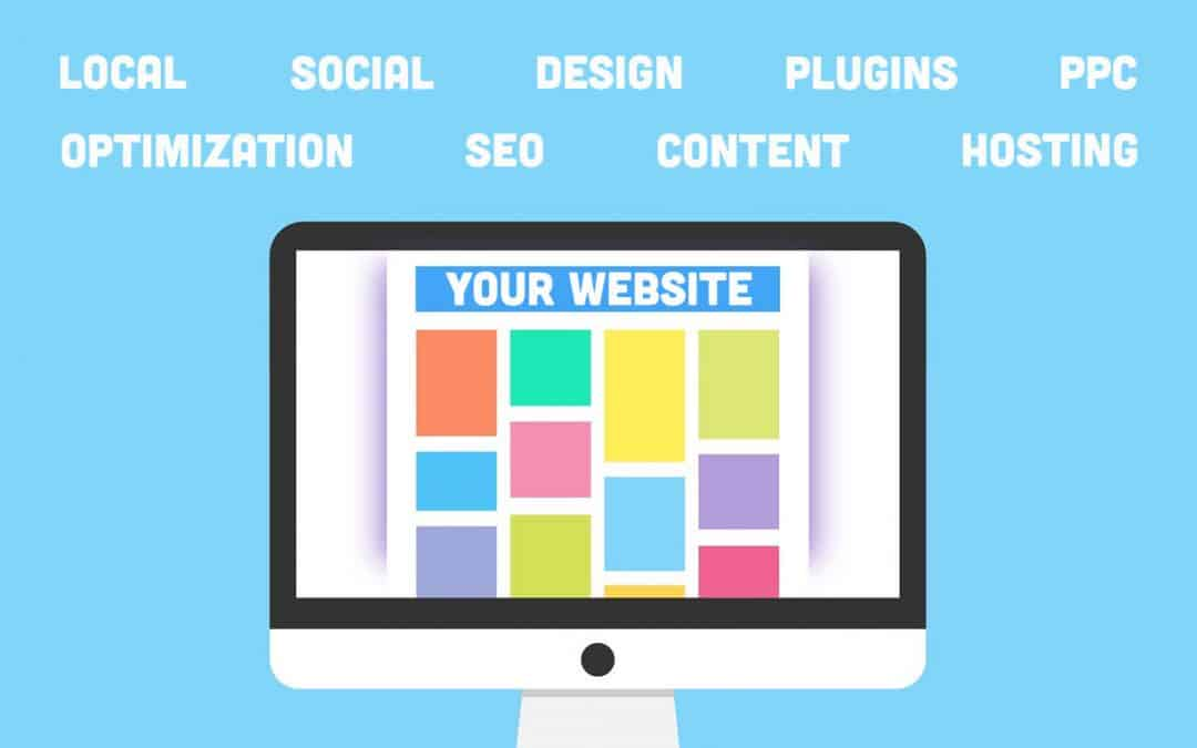 Website concepts, design, SEO, strategies, and more.