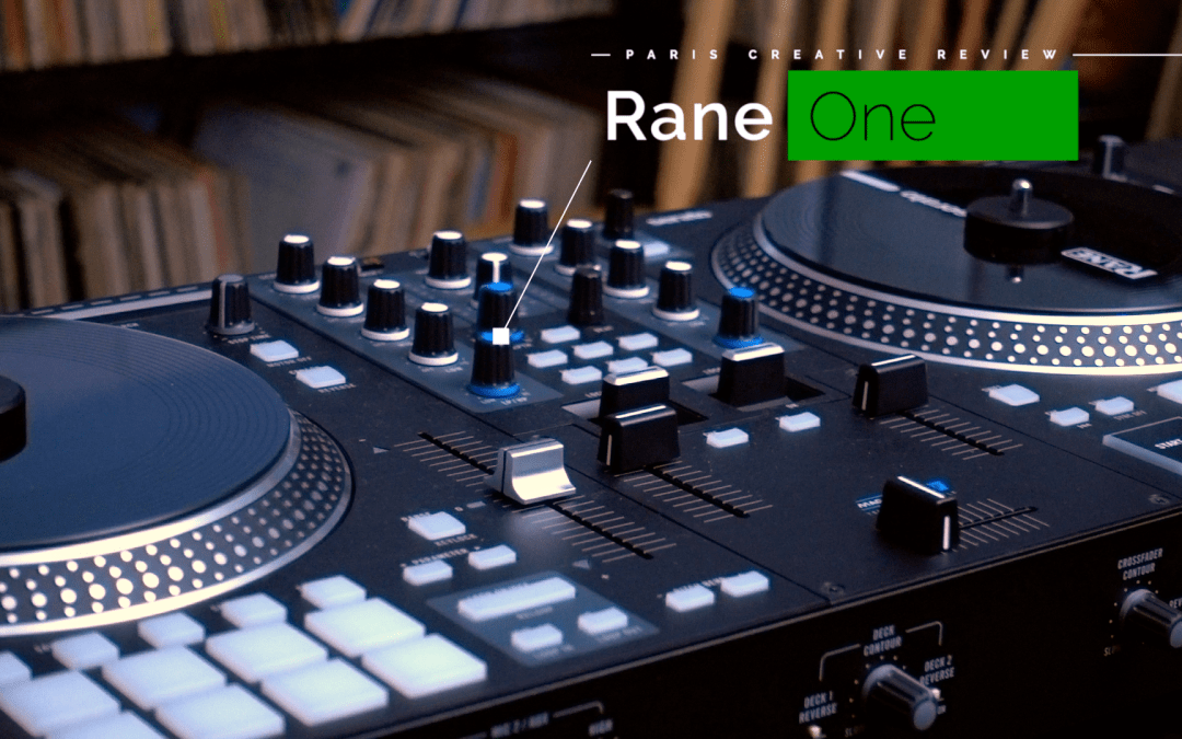 The Rane One Review (& NS7iii Comparison)
